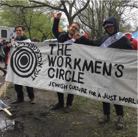 Workmens Circle members